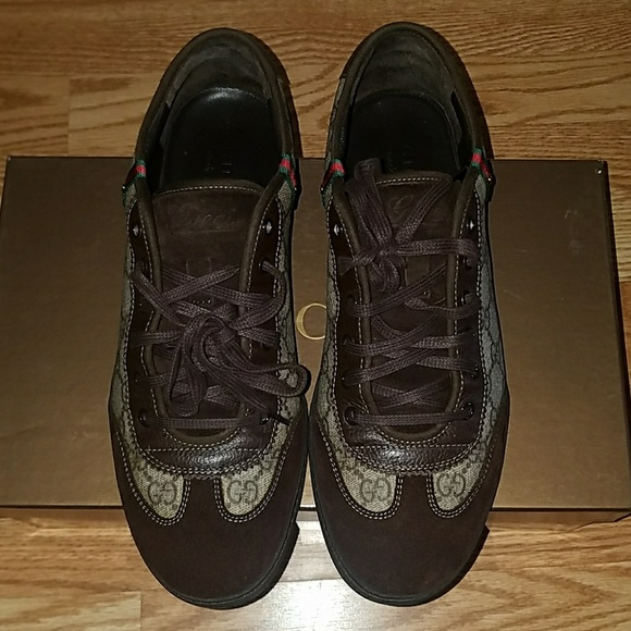 1df9938d7b3 Gucci Other - Authentic vintage Gucci sneakers